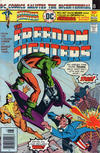 Cover for Freedom Fighters (DC, 1976 series) #3