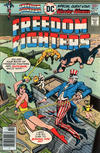 Cover for Freedom Fighters (DC, 1976 series) #4