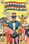 Cover for Freedom Fighters (DC, 1976 series) #5
