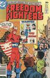 Cover for Freedom Fighters (DC, 1976 series) #9