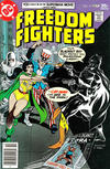 Cover for Freedom Fighters (DC, 1976 series) #10