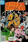 Cover for Freedom Fighters (DC, 1976 series) #13