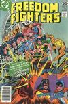 Cover for Freedom Fighters (DC, 1976 series) #14