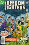 Cover for Freedom Fighters (DC, 1976 series) #15