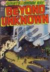 Cover for From Beyond the Unknown (DC, 1969 series) #2