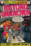 Cover for From Beyond the Unknown (DC, 1969 series) #4