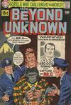 Cover for From Beyond the Unknown (DC, 1969 series) #5