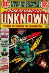 Cover for From Beyond the Unknown (DC, 1969 series) #18