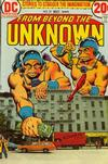 Cover for From Beyond the Unknown (DC, 1969 series) #22