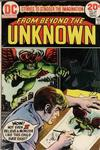 Cover for From Beyond the Unknown (DC, 1969 series) #24