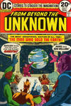 Cover for From Beyond the Unknown (DC, 1969 series) #25
