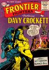 Cover for Frontier Fighters (DC, 1955 series) #4
