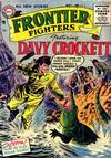 Cover for Frontier Fighters (DC, 1955 series) #5