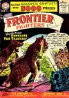 Cover for Frontier Fighters (DC, 1955 series) #6