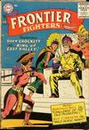 Cover for Frontier Fighters (DC, 1955 series) #8