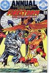 Cover Thumbnail for Fury of Firestorm Annual (1983 series) #1 [Direct]