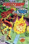 Cover Thumbnail for The Fury of Firestorm (1982 series) #16 [Newsstand]