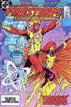 Cover for The Fury of Firestorm (DC, 1982 series) #22 [Direct]