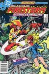 Cover for The Fury of Firestorm (DC, 1982 series) #41 [Newsstand]