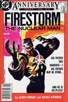 Cover for The Fury of Firestorm (DC, 1982 series) #50 [Newsstand]