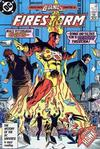 Cover for The Fury of Firestorm (DC, 1982 series) #56 [Direct]