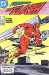 Cover for Flash (DC, 1987 series) #1 [Direct]