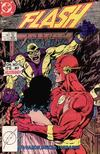 Cover for Flash (DC, 1987 series) #5 [Direct]