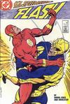 Cover for Flash (DC, 1987 series) #6 [Direct]
