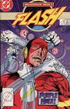 Cover for Flash (DC, 1987 series) #8 [Direct]
