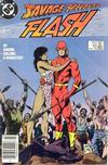 Cover for Flash (DC, 1987 series) #10 [Newsstand]