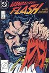 Cover for Flash (DC, 1987 series) #14 [Direct]