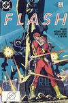 Cover for Flash (DC, 1987 series) #18 [Direct]