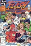 Cover for Flash (DC, 1987 series) #19 [Direct]