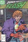 Cover for Flash (DC, 1987 series) #20 [Direct]