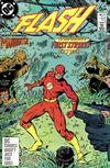Cover for Flash (DC, 1987 series) #21 [Direct]