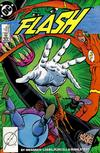 Cover for Flash (DC, 1987 series) #23 [Direct]