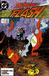 Cover Thumbnail for Flash (1987 series) #25 [Direct]