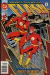 Cover Thumbnail for Flash (1987 series) #63 [Newsstand]