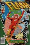 Cover Thumbnail for Flash (1987 series) #64 [Newsstand]