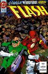 Cover for Flash (DC, 1987 series) #70 [Direct]