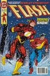 Cover for Flash (DC, 1987 series) #73 [Newsstand Variant]