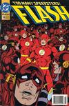 Cover for Flash (DC, 1987 series) #74 [Newsstand Variant]