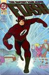 Cover for Flash (DC, 1987 series) #80 [Direct Market Foil Cover]