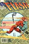 Cover for Flash (DC, 1987 series) #83 [Newsstand Edition]