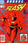 Cover for Flash Annual (DC, 1987 series) #1 [Newsstand]