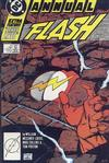 Cover for Flash Annual (DC, 1987 series) #2 [Direct]