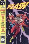 Cover for Flash Annual (DC, 1987 series) #3 [Direct]