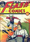 Cover for Flash Comics (DC, 1940 series) #8
