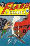 Cover for Flash Comics (DC, 1940 series) #17