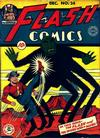 Cover for Flash Comics (DC, 1940 series) #24